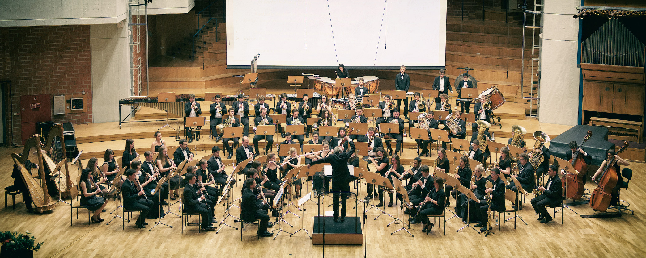 WMC on Tour: European Union Youth Wind Orchestra