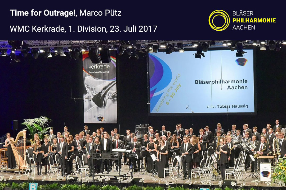Time for Outrage!, Marco Pütz