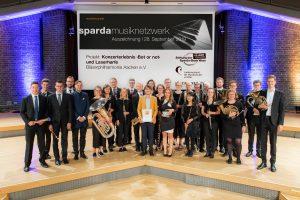 Auszeichnung der Sparda-Stiftung
